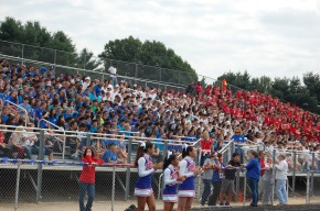 Photos from Color Day and the PepRally
