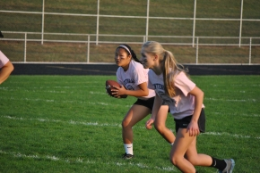 Photos from the Powder Puff Game