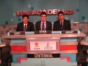 Centennial's It's Academic Team Rises to the Top