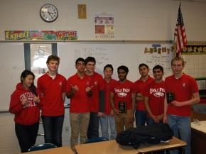 Centennial's It's Academic Team's SuccessContinues