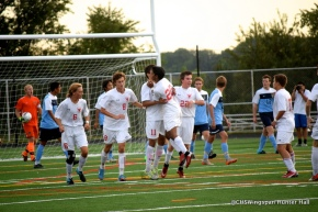 Boys' Soccer Takes A Triumphant Win Over River Hill