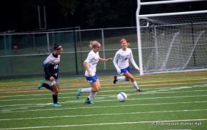 Girls' Soccer DefeatsMarriotts