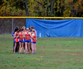 Centennial Victorious in Cross Country County Championship