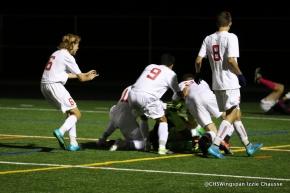 Boys' Soccer Defeats Wilde Lake in PenaltyKicks
