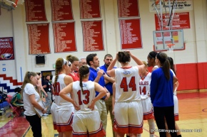 Girls' Basketball Pulls Out Victory Over Wilde Lake