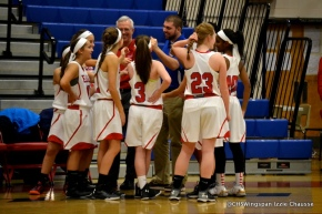 JV Girls' Basketball Continues Their Winning Streak