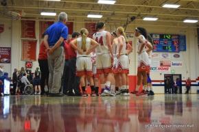 Girls' Basketball Defeats Reservoir inPlayoffs