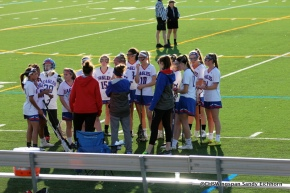 Girls' Lacrosse Defeats Hammond in Season Opener