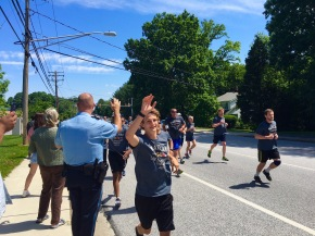 Special Olympics TorchRun