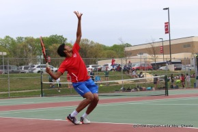 Tennis Defeats Atholton