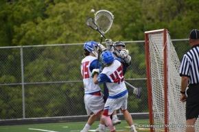 Boys' Lacrosse Defeats Reservoir inPlayoffs